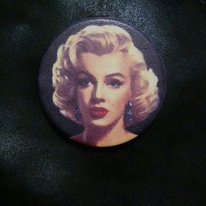 Double sided compac mirror w/Ms. Marilyn Monroe